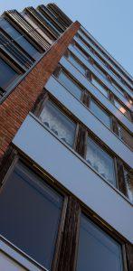 Briskebyen borettslag gjøvik blokk fasade